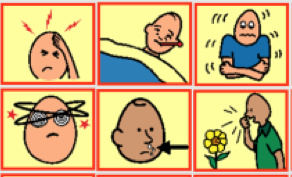 Symptoms Picture Aid