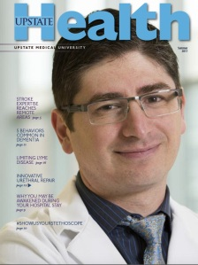 Upstate Health magazine summer 2017 cover