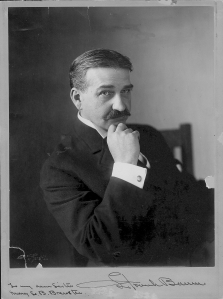 L. Frank Baum, from the Onondaga Historical Association.