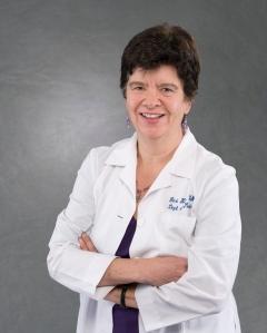 Geri Hall FNP of Upstate's University Health Care Center