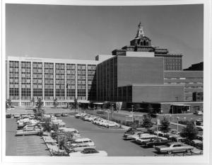 State University Hospital, 1965.
