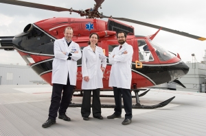 Upstate is the region's only level 1 trauma center.