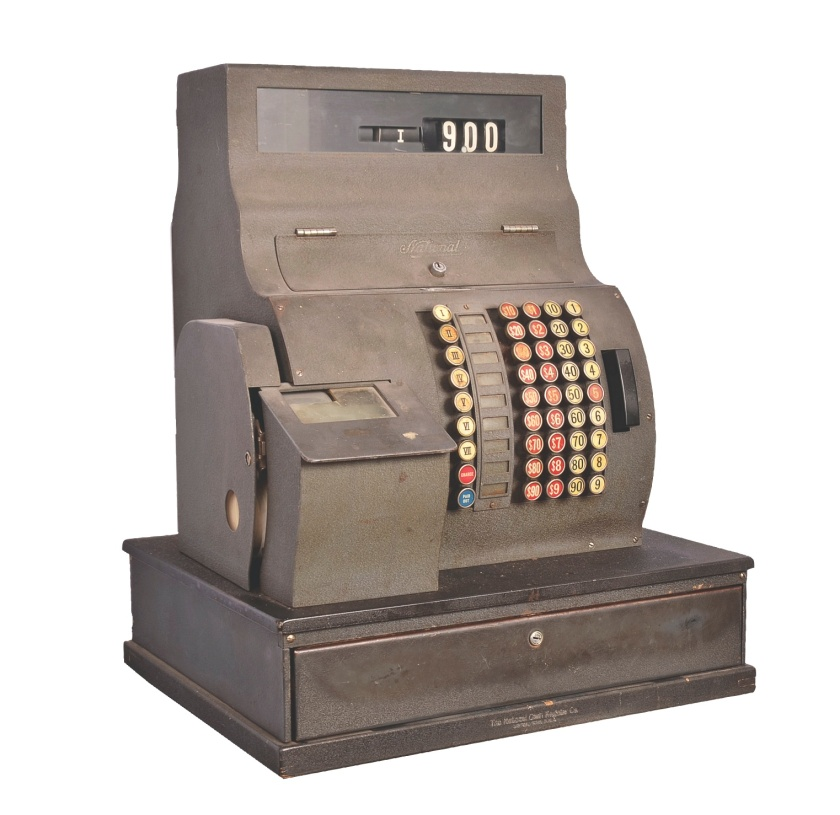 The Cash Register