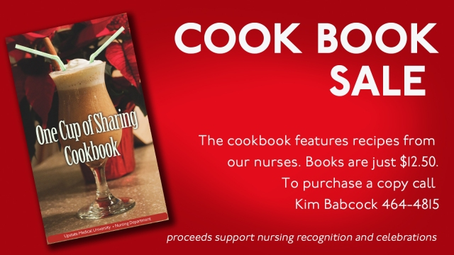 Nursing Cook Book TV art