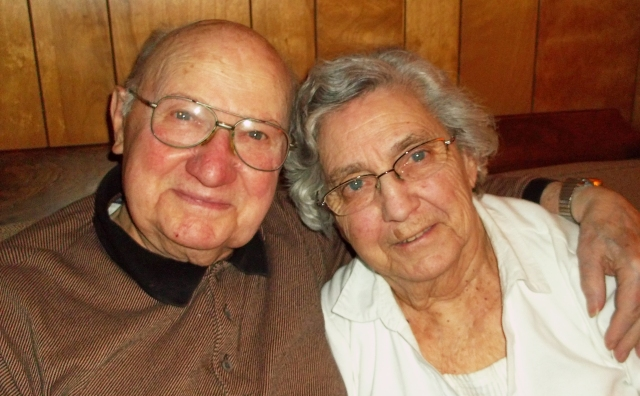 Charles and Rose Calligaris spent many rewarding decades working at Upstate's  community and downtown hospitals.