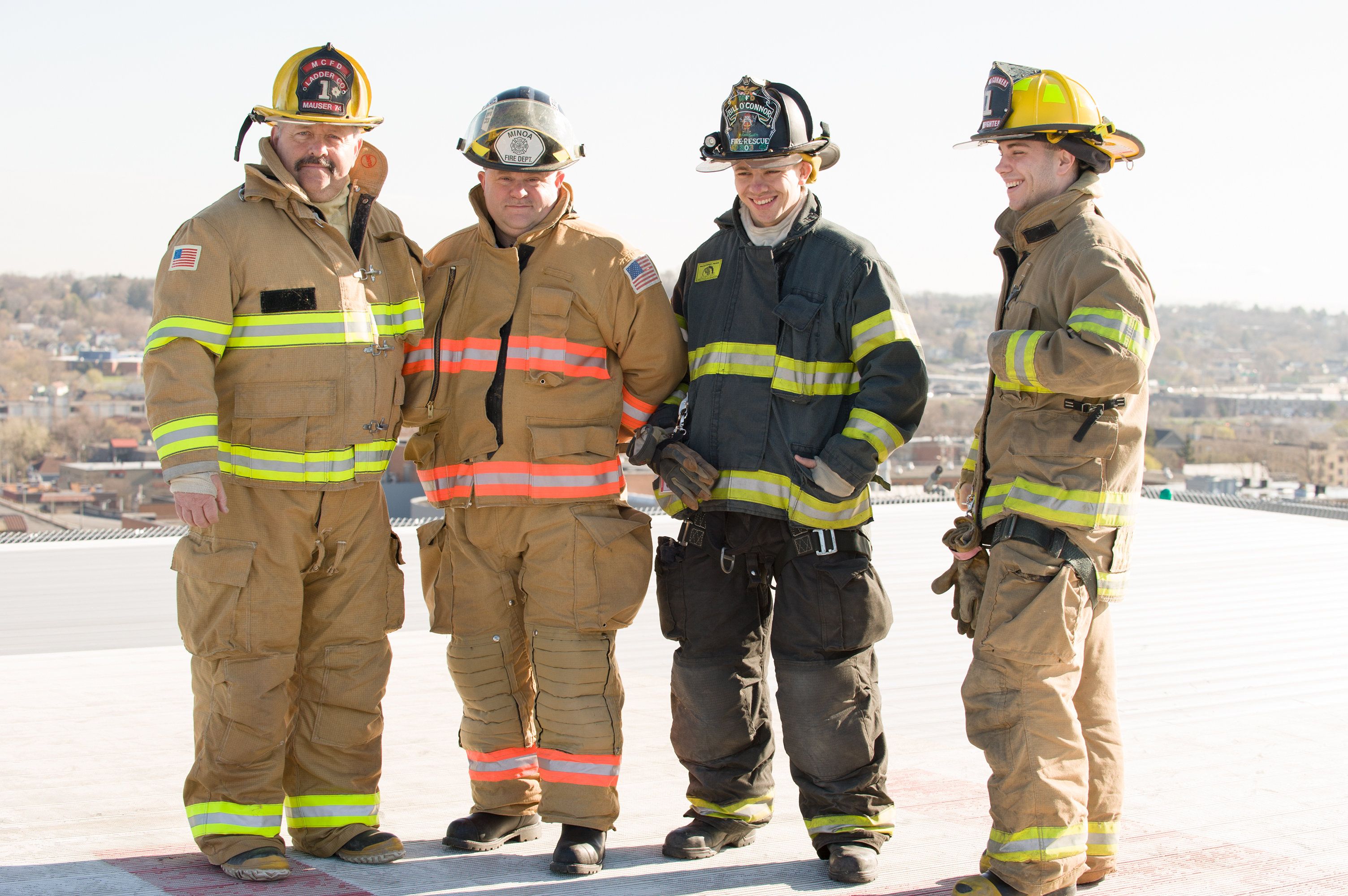 Volunteer firefighters thrive on thank you's | What's Up ...