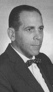 Professor Thomas Szasz MD, circa 1959