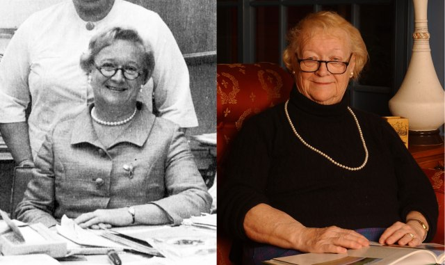 Ellen Townley Cook Jacobsen, MD, '50 (1919-2013)