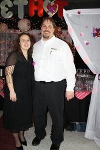 Tanya and David Hoistion before surgery.