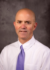Kevin Neville, PT, MS, CCS, Assistant Professor, Department of Physical Therapy Education, College of Health Professions