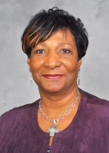 Maxine Thompson, MSW, LCSW-R, assistant vice president for diversity and inclusion