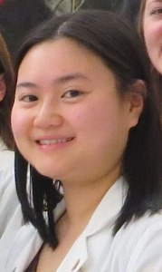 Upstate medical student Alice Chu