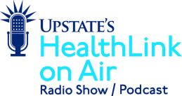HealthLink on Air logo