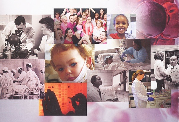 "Images from the documentary ""Cancer: the Emperor of All Maladies."""
