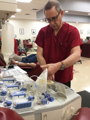 Got a couple hours to help save lives? Donate platelets