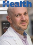 spring 2017 issue of Upstate Health magazine