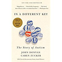 """In a Different Key"" book cover"