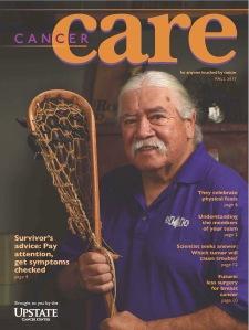 Cancer Care magazine fall 2017 cover