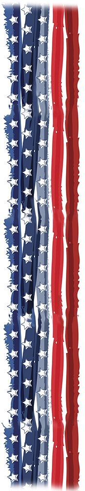 stars and stripes design