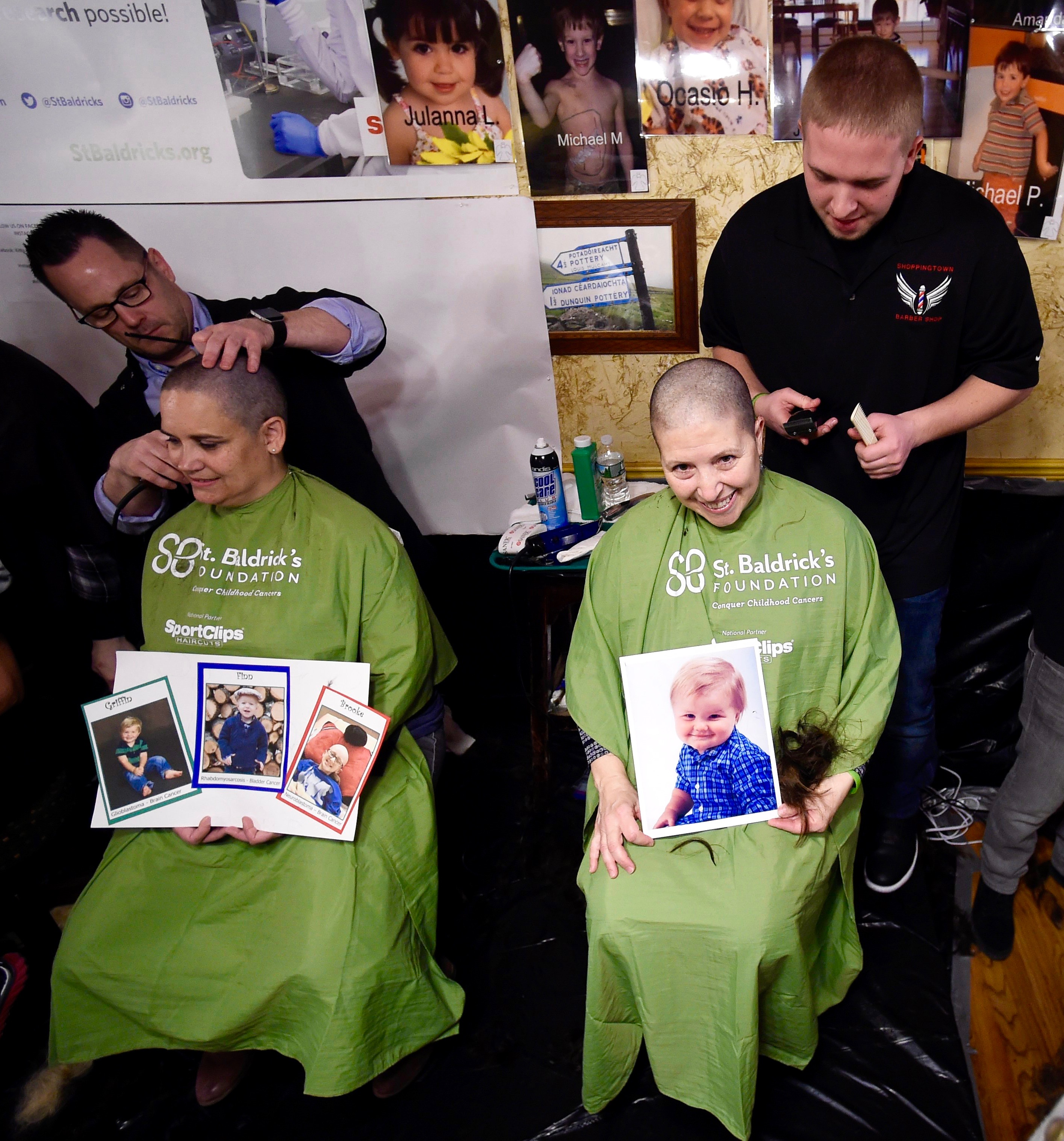 St  Baldrick's money to boost clinical trials | What's Up at