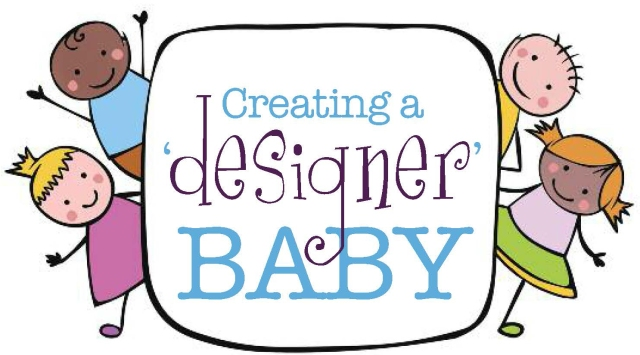 'designer' baby graphic