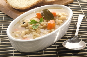 Recipe: Chicken and White Bean Soup
