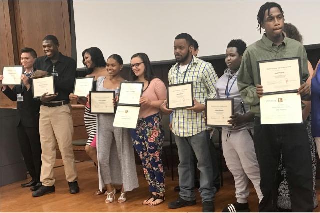 Project Search Graduates