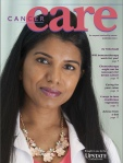 Cancer Care magazine summer 2018 cover