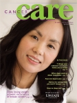 Cancer Care magazine winter 2019 cover