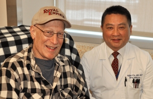 Adventures with Phred: Stem cell transplant resets body's immune system