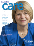 Cancer Care magazine spring 2019 cover