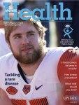 Upstate Health magazine fall 2019 cover