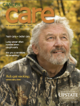Cancer Care magazine fall 2019 issue cover