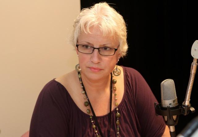 Gloria Morris, MD, PhD (photo by Jim Howe)